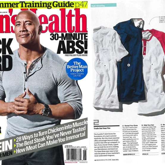 Men's Health June 2015