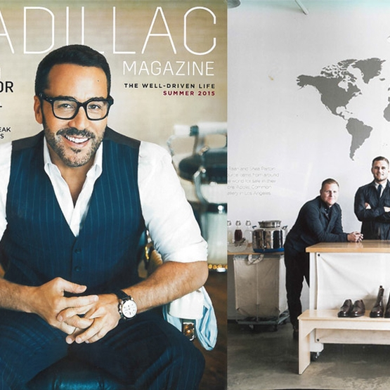 Cadillac Magazine July 2015
