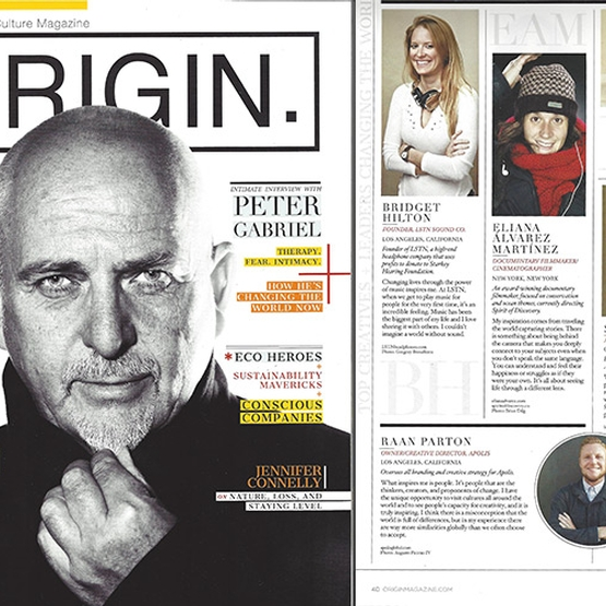 Origin Magazine June 2015