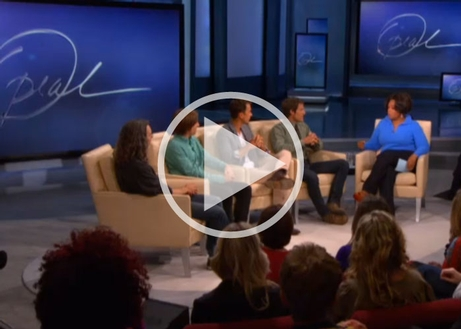 Apolis Spotted on Oprah - April 2011