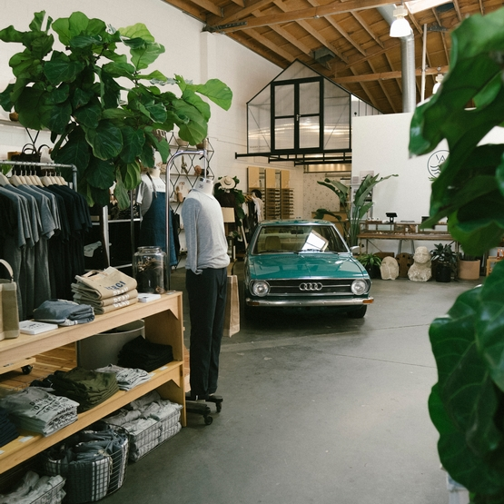 Community: Apolis Relocates to Alchemy Works in LA's Arts District