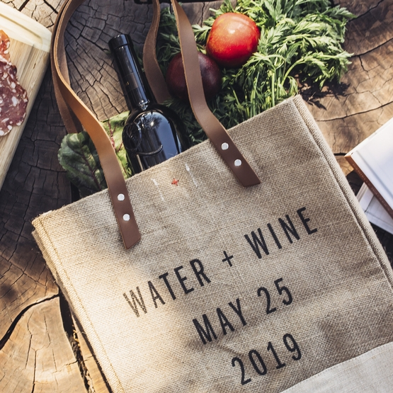 Behind the Scenes: Water + Wine Hosted by NYT Best-Selling Cookbook Author, Danielle Walker